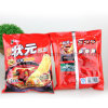Customized Snack Food Plastic Packaging Bag Used on Instant Noodles and Biscuits