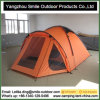 4 Person Custom Rainfly Polyester Waterproof Camping Windbreak Tent