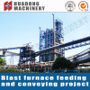 Steel Plant Vertical Belt Conveyor System EPC Project