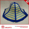 Wholesale 6 Folds Straw Fan Hat for Traveling and Gift