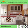 Modern Sliding Kitchen Cabinet Door Wood (GSP5-013)
