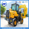 China Supplier Low Price Guardrial Pile Driver Machine