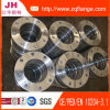 ANSI DIN Carbon Steel Plat Forged Flange