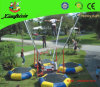 Trailer Inflatable Bungee Jump Trampoline (LG011)