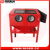 54 Gallon Vertical Sandblasting Cabinet Machine