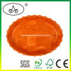 Bamboo Plate for Serving/ Hotel/Restaurant/ Food/ Candy/ Salad/Cookies/ Potato Chips/Snack/Fruit/Dish/Fruit/Bowl/ Salad/ Souvenir/ Storage/Tableware( LC-836b