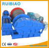 Construction Hoist Electric Worm Gear Winch