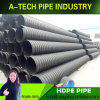 HDPE Pipe Factory Price List for Underground Water Drainage Pipe