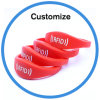 Custom Waterproof Silicon RFID Chip Wristband for Access Control