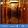Manufacture High-End Customized Stainless Steel Exterior Door for KTV
