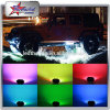 Factory Price 4/6/8/12 Pods RGB LED Rock Light Kit with Bluetooth Control