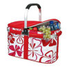 High Quality Outdoor Folding Cooler Picnic Basket
