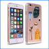 Custom Transparent Pattern for iPhone-Samsung Cover Mobile Cell Phone Case