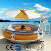 Leisure BBQ Donut Boat with Electric Engine