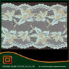 Embroidered Water Soluble Lace, Chemical Lace Fabric