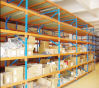 Medium-Duty Shelving with 300 to 500kg Level Loading Capacity