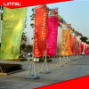 Hot Selling Banner Flag Advertising Flag Pole for Sale (LT-14)