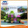 Residential Plastic Outdoor Playground Made in China