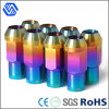 Forged Aluminum Lug Nut Alloy Rainbow Wheel Nut