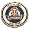 Medalha de eventos desportivos personalizados Antique Bronze Dourado Corda de Badge