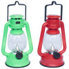 Tamanho compacto Camping luz com 12 Luz de LED com interruptor de luminosidade (7106)