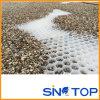 stabilisateur 100% blanc de gravier d'allée de polypropylène