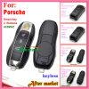 Smart Remote Key para Auto Porsche 433MHz sem chave com 3 botões
