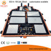 Pacchetto ricaricabile 48V 72V 96V 144V 200ah della batteria del litio LiFePO4 Nmc per le automobili elettriche