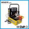 Pompe hydraulique électrique particulièrement pour la clé dynamométrique hydraulique
