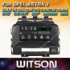 Witson Windows Radio Stereo reproductor de DVD para Opel Astra J