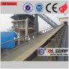 Cinta transportadora de carbón y minerales/Cerámica de la línea de producción de arena