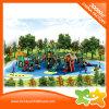 Multifunktionsim freienspielplatz-Kind-Spiel-Geräten-Plättchen für Verkauf