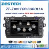 可聴周波ラジオが付いているToyota Corolla 2007-2013年のための車DVD GPS