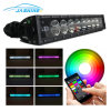 22 120W aplicativo Bluetooth RGB Barra de Luz