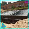Bdf a isolé le réservoir de stockage de l'eau souterraine