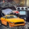 Android 6.0 Навигация для Ford Mustang Sync 3 видео интерфейс