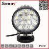 42W LED redondos para Luz de Trabalho do Veículo