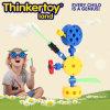 Neues interessantes pädagogisches Tierbaumuster-Spielzeug der ente-2015