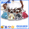 Encanto barato extravagante do saco do metal para a fatura da jóia