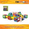 Het Lichaam die van binnenJonge geitjes het Plastic Speelgoed van Blokken uitoefenen (PT-017)