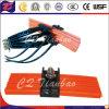 Sistema elettrico flessibile della sbarra collettrice dell'isolamento per la gru elettrica