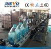 Linha de produção linear do engarrafamento de água mineral do frasco grande