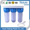 Снабжение жилищем системы фильтра воды 3 этапов встроенное