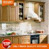 Madeira de carvalho Estilo Rural armário de cozinha personalizada online