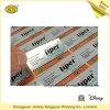 Impresión de etiquetas a prueba de agua auto-adhesivo de la etiqueta engomada (JHXY-AS00016)
