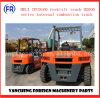 Des Heli Cpcd100 Gabelstapler-H2000 Diesel-Gabelstapler Serien-internen der Verbrennung-Truck/10t