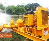 Movable emergência Diesel Motor Bomba Centrífuga (set)