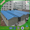 Worker의 Camp를 위한 EPS Sandwich Panel Prefabricated Steel Frame Houses