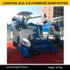 Moissonneuse de cartel de machines d'agriculture de la Chine, moissonneuse de cartel de riz de Linlin 4lz-4.0