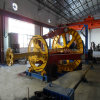 1000/3+2 cable de alambre que forma la máquina